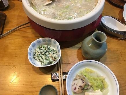 12262017 鍋&晩酌S1