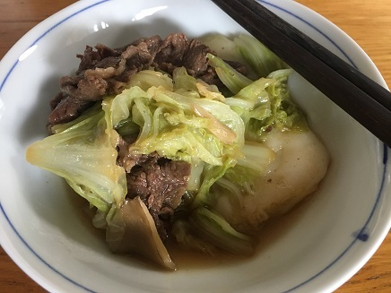 1102018 Lunchお餅S