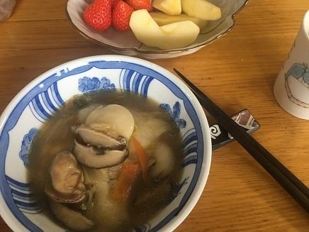 1222018 Lunch雑煮S