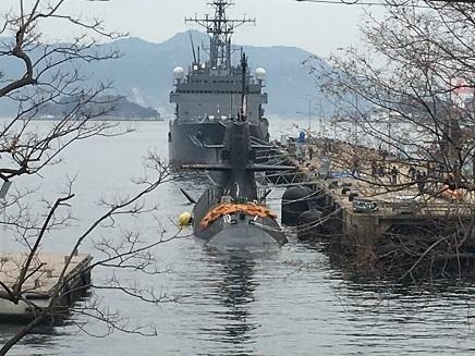 1152018 潜水艦S2