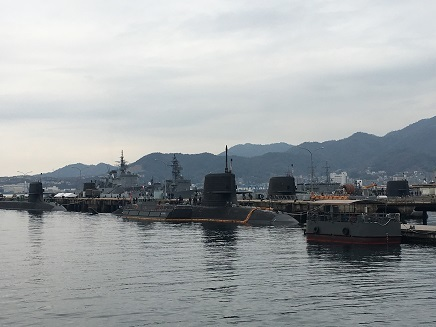 1152018 潜水艦S3