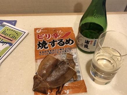 2022018 晩酌寝酒S