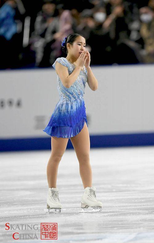 skatingchinaより 舞依2017fs