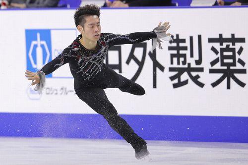 ダイス全日本2017FS:スポーツナビ