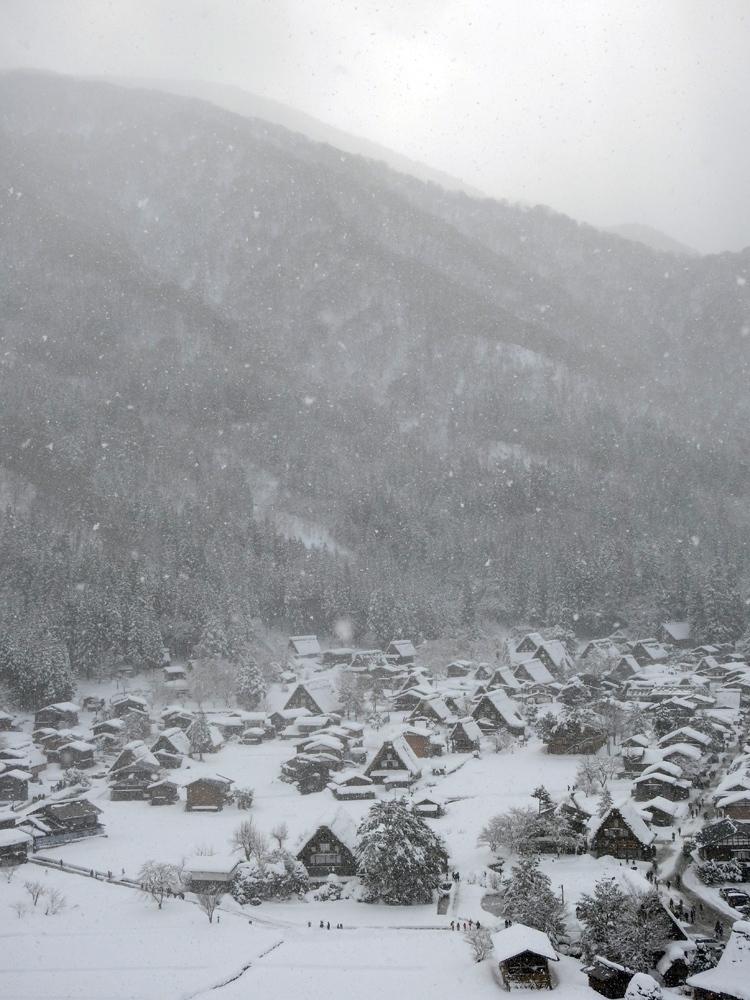 1月の3連休は白川郷へ4