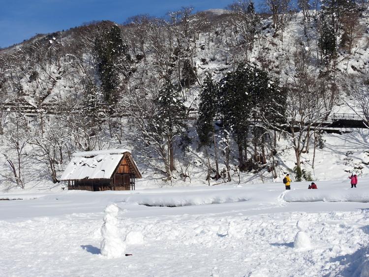 新年最初の旅行には是非、世界遺産 白川郷で♪9