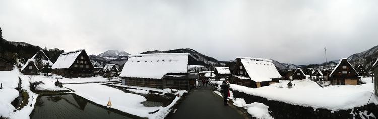 新年最初の旅行には是非、世界遺産 白川郷で♪11