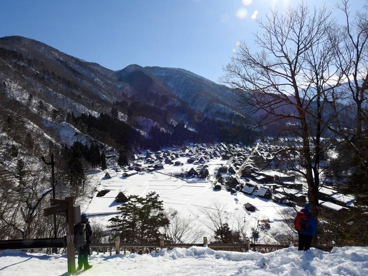今日天気いいから散策して色々な写真撮り歩こう~白川郷7