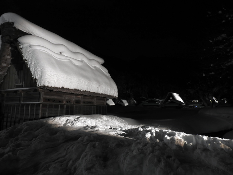 1月28日 第2回白川郷ライトアップ5
