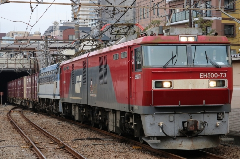 EH500-73+EF66 131