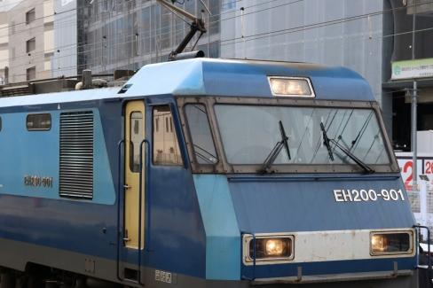 EH200-901 運転台
