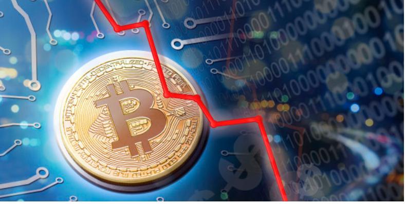 ビットコイン崩壊