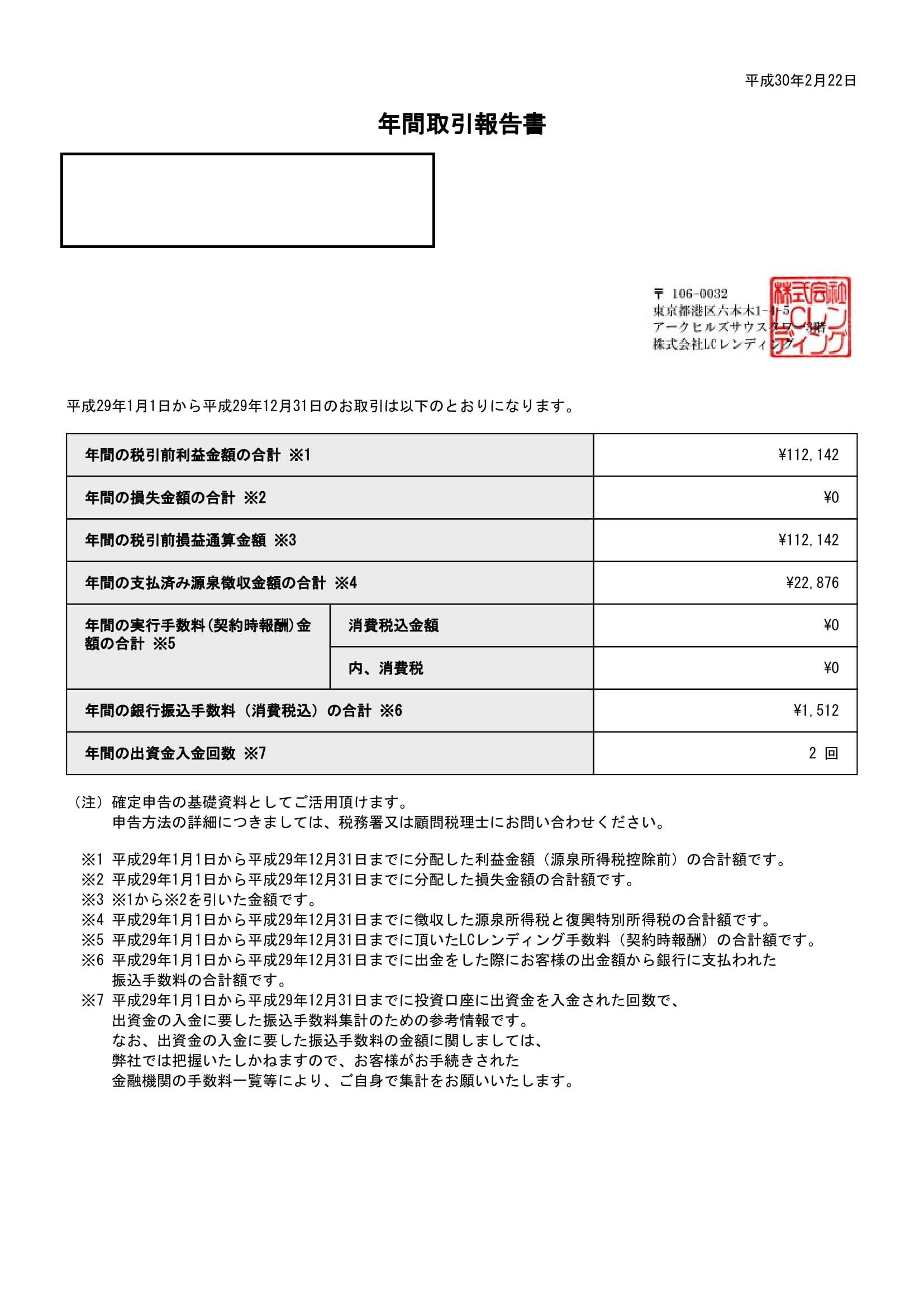 LCLENDING年間取引報告書_353_20180222-1