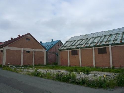篠路農協煉瓦造倉庫 2号、小豆加工場、17号