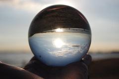 水晶球霊視講座