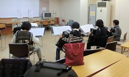練習中研修室