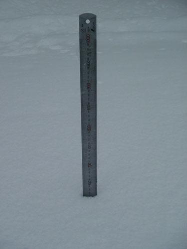 180111 降雪量