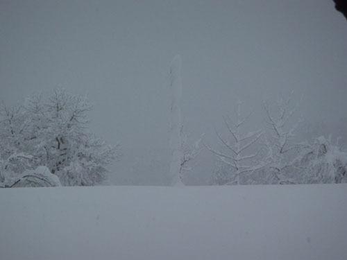 180111 積雪棒