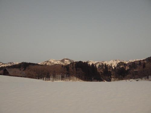 180120 稜線遠望2