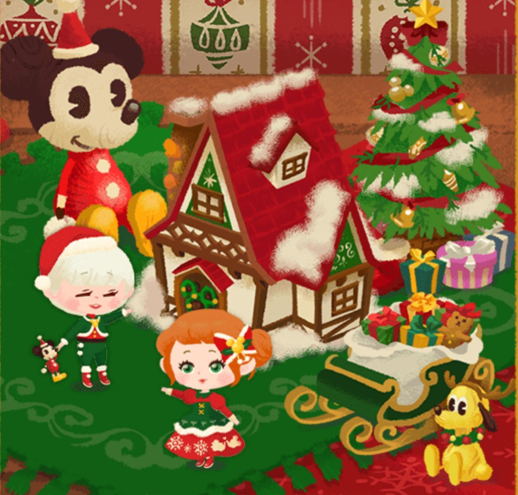 クリスマスナイト アイキャッチ
