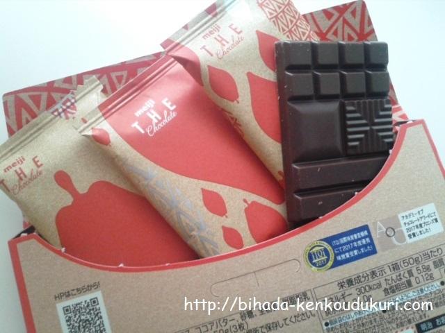 マイリトルボックス 2018年2月 チョコレート 1