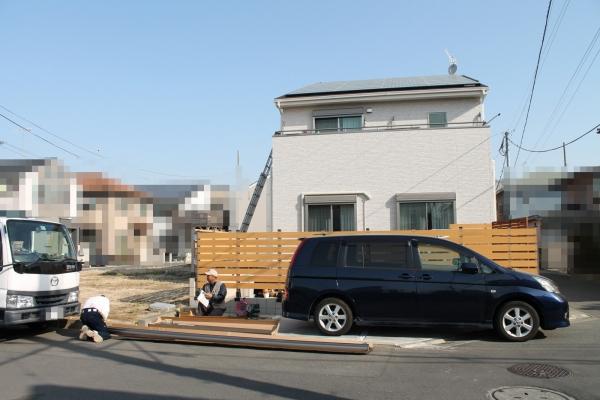 IMG_0354_テラス屋根施工_駐車場に広げる