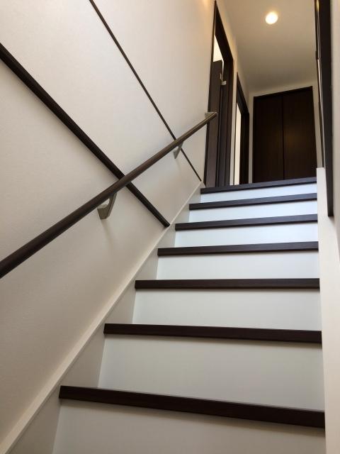 階段蹴込み板