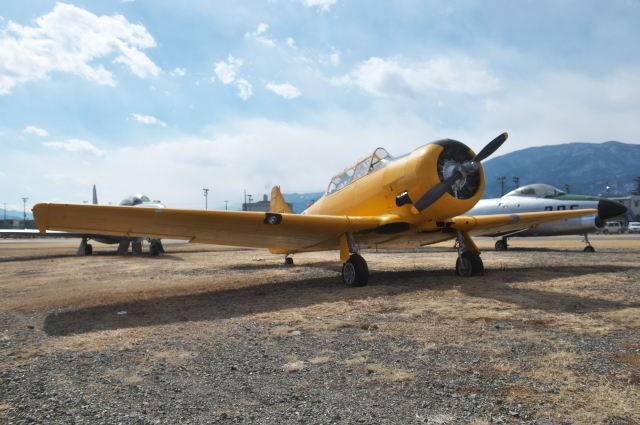 T-6練習機-01