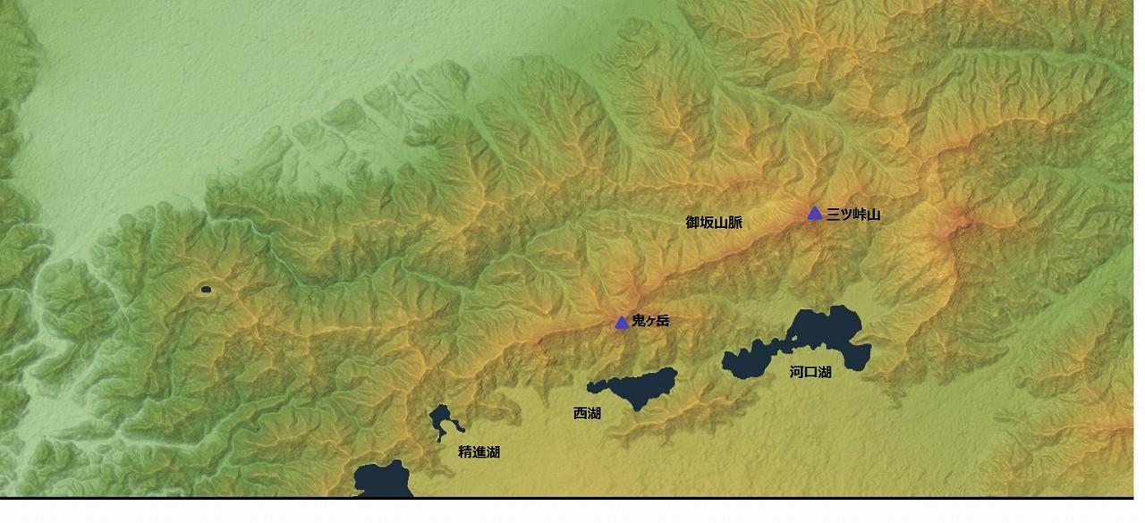 ss-御坂山脈