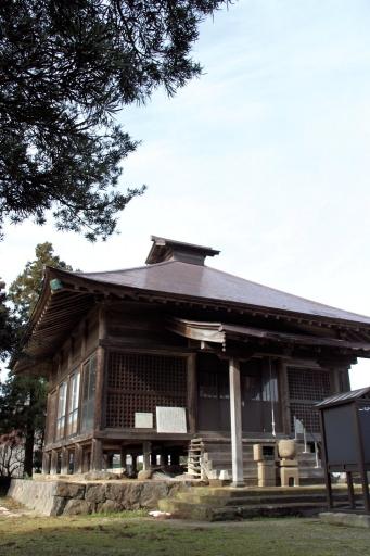 浄音寺の本堂
