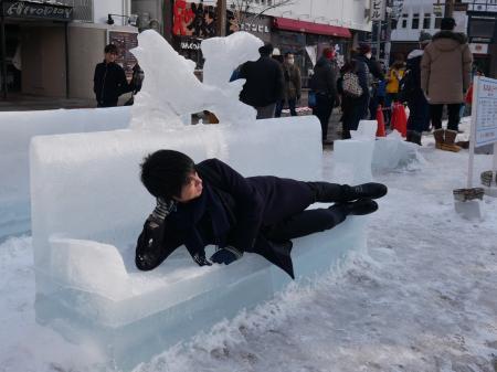 雪まつり108