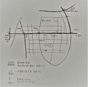blog地図