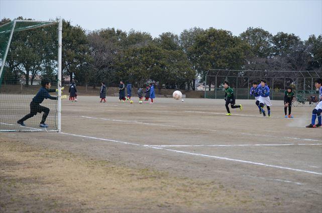 20180108練習試合
