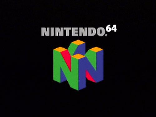 Nintendo64ロゴ