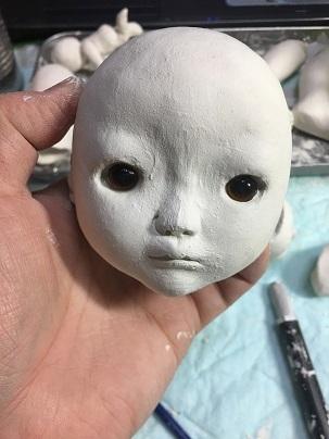 20180126 ニーナ 顔
