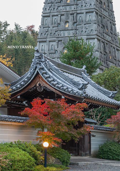 妙満寺 仏舎利大塔