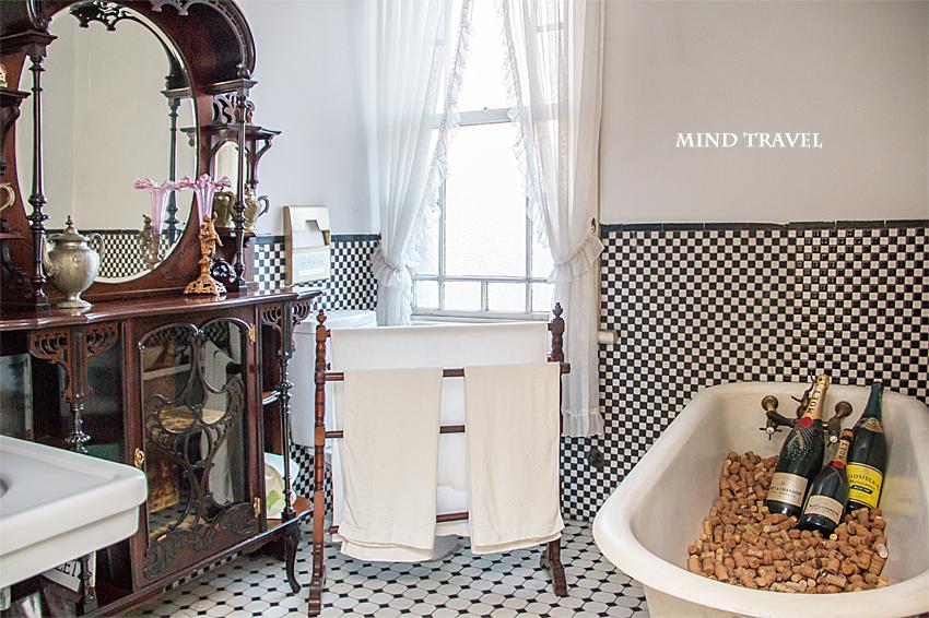 英国館-バスルーム