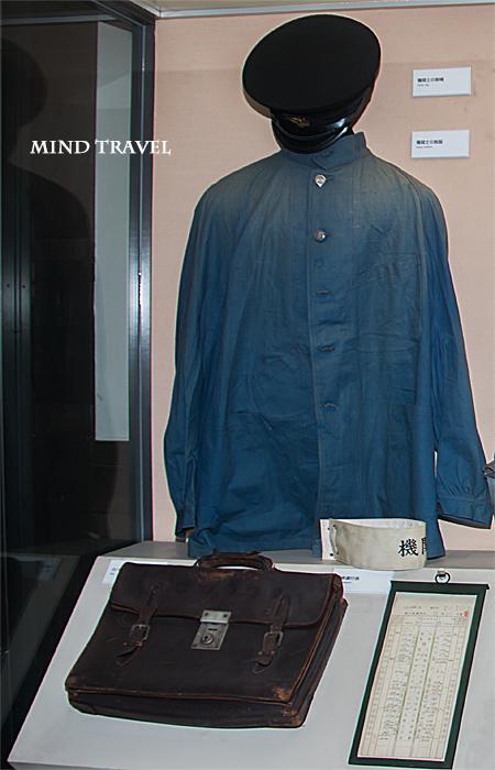 京都鉄道博物館 制帽・制服