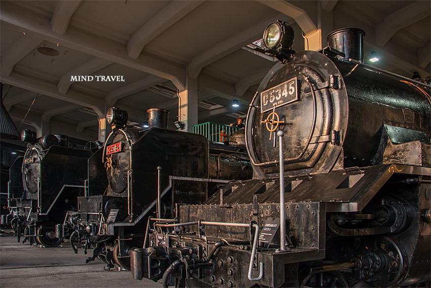 京都鉄道博物館 機関車