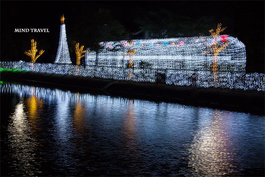 天理市 光の祭典