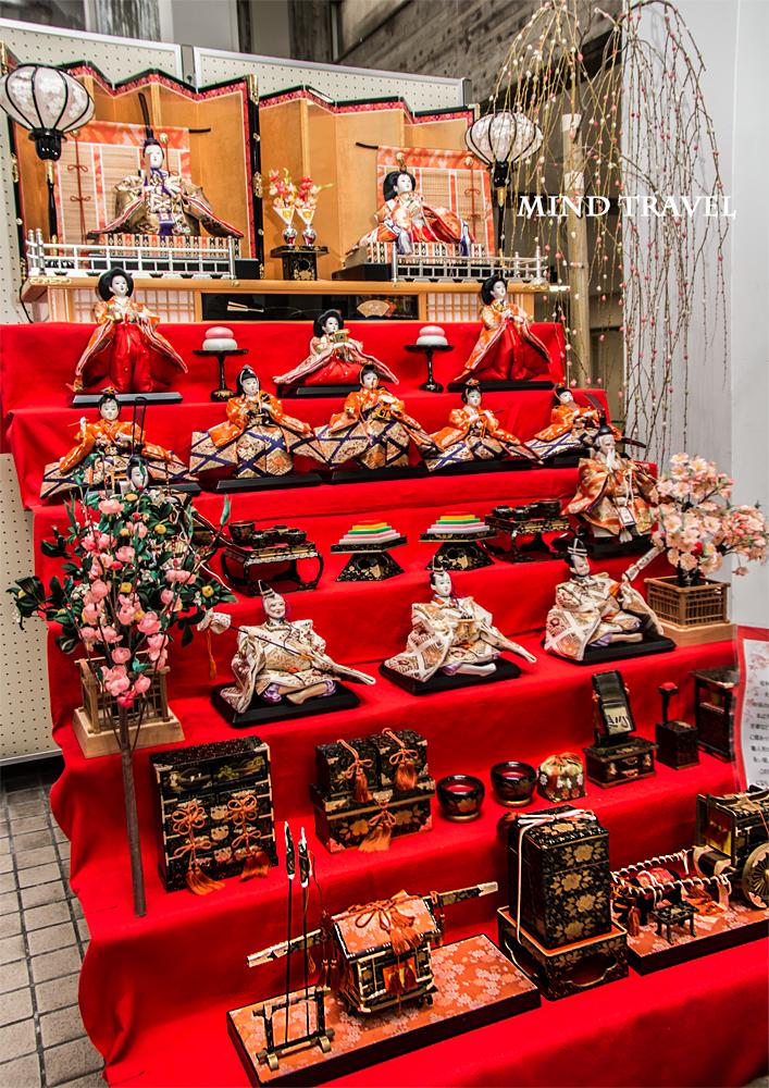 大和な雛祭 七段飾り