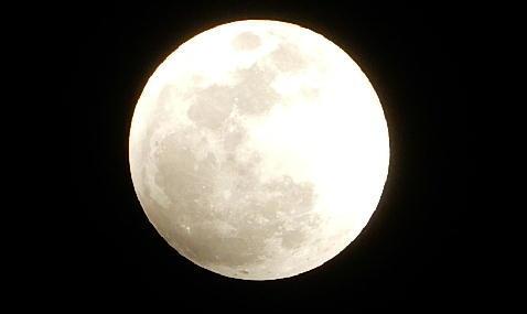 皆既月食 1