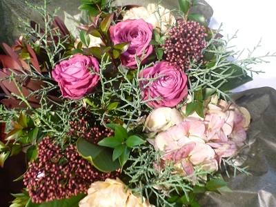 札幌から花