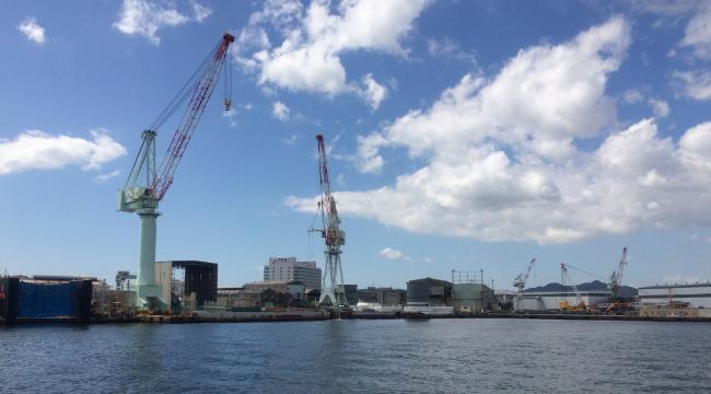 20171203三菱重工神戸造船所
