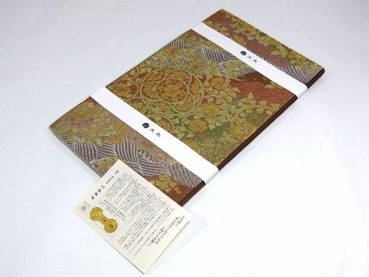 川島織物 正絹 袋帯