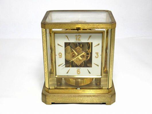 ジャガールクルト ATMOS アトモス 空気置時計