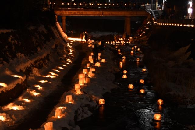 雪灯り散歩路1_川_20180202F_FFF_0417