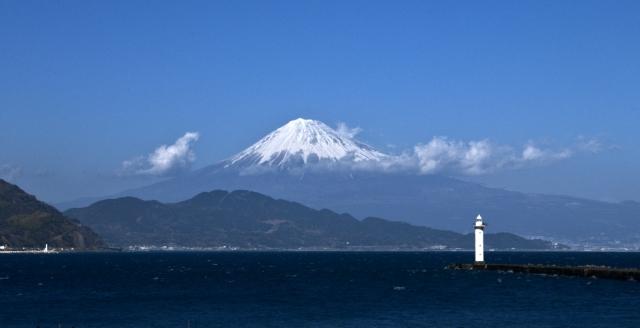 富士山_20180214P_P1290433