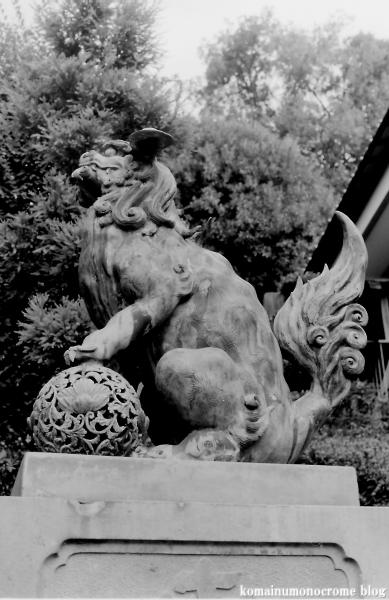杉山神社(都筑区池辺町)1