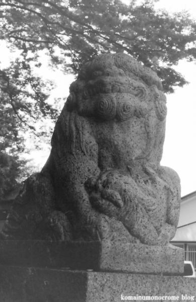 杉山神社(都筑区佐江戸町)4
